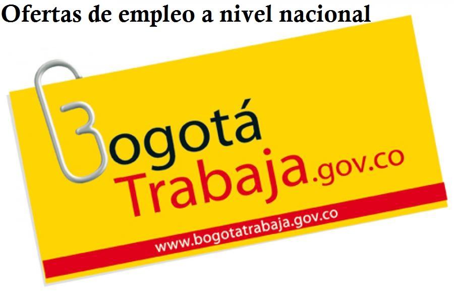 Oportunidades laborales a nivel nacional plataforma for Ofertas de empleo en la linea