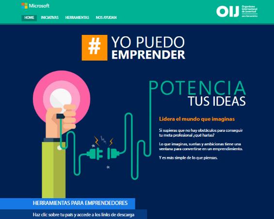 yo-puedo-emprender-es-una-iniciativa-del-oij-y-microsoft-para-emprendedores-innovadores
